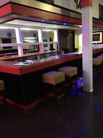 Oak tree bar Fraserburgh for lease