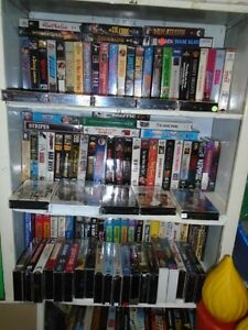 50 Classic VHS Movies for sale