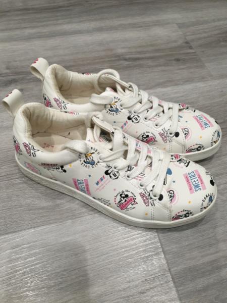 Primark Disney shoes UK size 4 for sale  Swindon, Wiltshire