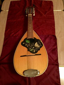 Vintage bowlback mandolin for sale