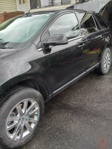Summer adventure awaits you...2013 Ford Edge Limited AWD no tax