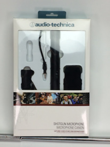 Audio-Technica ATR6550 shotgun microphone