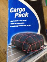 Cargo pack for roof rack