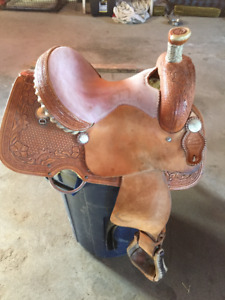 All Around Youth Saddle for sale