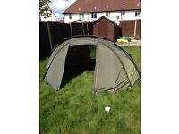 Carp star fishing Bivvy