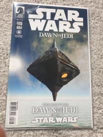 Rare Star Wars Dawn Of The Jedi #0 Third Printing Comic NEW & SEALED