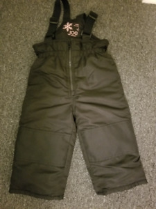 Snow pants, size 2