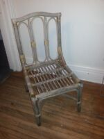 One Bamboo Chair
