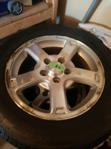 2004 Chevy impala Rimes and tires