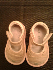 Jack & Lily infant girl shoes, BRAND NEW