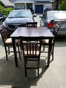 Chair and Table - 4ppl