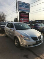 2005 PONTIAC VIBE ONLY $4400.00 CERTIFIED!! No rust London Ontario Preview