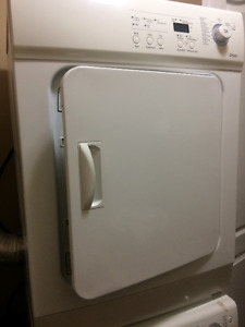 Apartment Size Stackable Washer & Dryer
