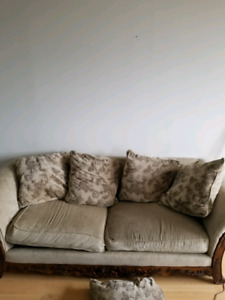 Sofa in good condition must go *moving*