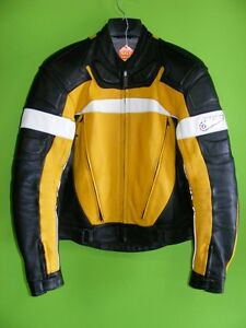 FIRSTGEAR - Leather Jacket - Small at RE-GEAR Kingston Kingston Area image 1