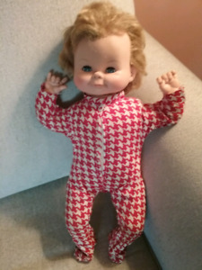Vintage 60's Star Doll