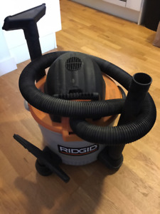 Rigid Shop Vac - Wet/Dry