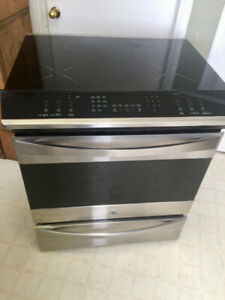 Induction Range or Oven