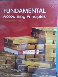 Fundamental Accounting Principles (used) Gatineau Ottawa / Gatineau Area image 1