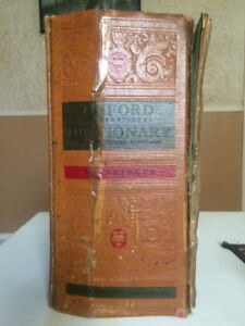 best offer oxford international dictionary of the english 1958
