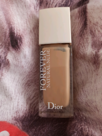 Dior forever natural nude foundation shade 3N
