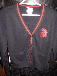 St-Leonard PDC Cardigans, vest and gym shorts various sizes
