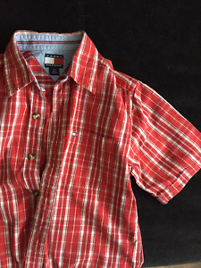 Tommy Hilfiger boys shirt size small (7)