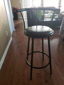 Tabouret de Bar/Comptoir. Bar Stools/ Kitchen high chair
