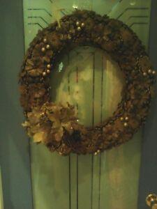 couronnes de noel ----christmas wreaths - couronnes Gatineau Ottawa / Gatineau Area image 1