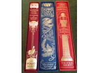 Folio society fairy tales books