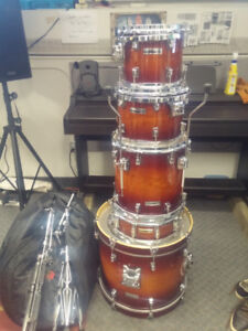 taye tourpro drums for sale