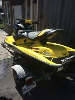 Bombardier seadoo xp 1000 limited