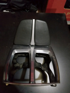 Vrod Muscle Cast Backrest and Luggage rack