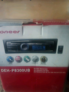 Pioneer deck new in box never installed