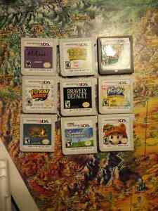 3DS Games for sale! Xenoblade, Bravely Default, MH4U, and more
