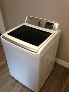 Samsung top load, self cleaning Washing Machine for sale