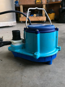 Little Giant Sump Pump