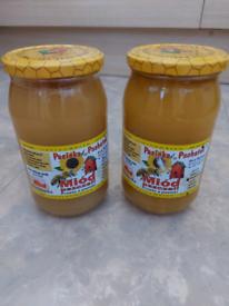 Multiflower Natural Honey 1.4kg from Polish Beekeper