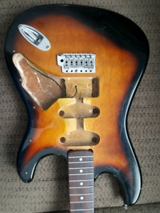 Strat Body from old Samick