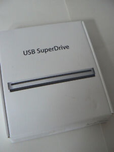 Apple USB Superdrive DVD/CD Burner/Player Model A1379