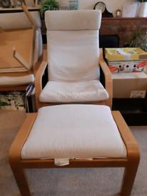 IKEA Chairs & Footstools