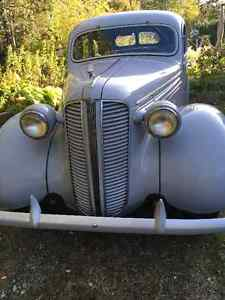 1937 dodge brothers 4 door sedan