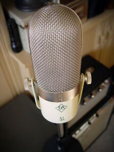 Golden Age Projects (GAP) ribbon mic