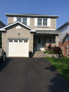 FURNISHED OSHAWA/WHITBY HOME FOR RENT