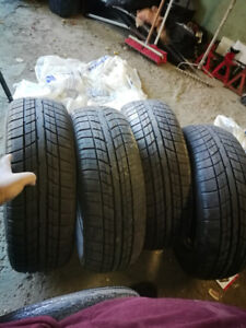 4 x 185/65/r15 summer tire with lots of thread left