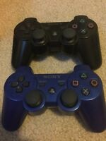 Play station 3 controllers