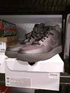 New Nike Air Force One Mid AF1, size 10.5 US