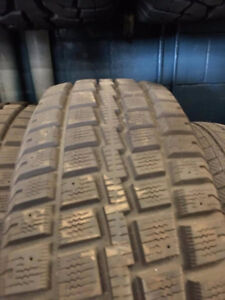Winter tires for sale. Used for less then 2 months.