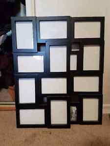8 picture photo frame