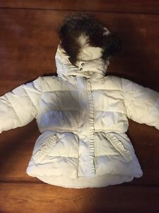 2T girls Winter jacket and snow pants Peterborough Peterborough Area image 1